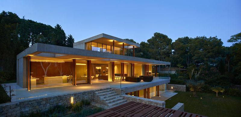 Home Pine Forest Ramon Esteve - architecture - red_wolf | ello