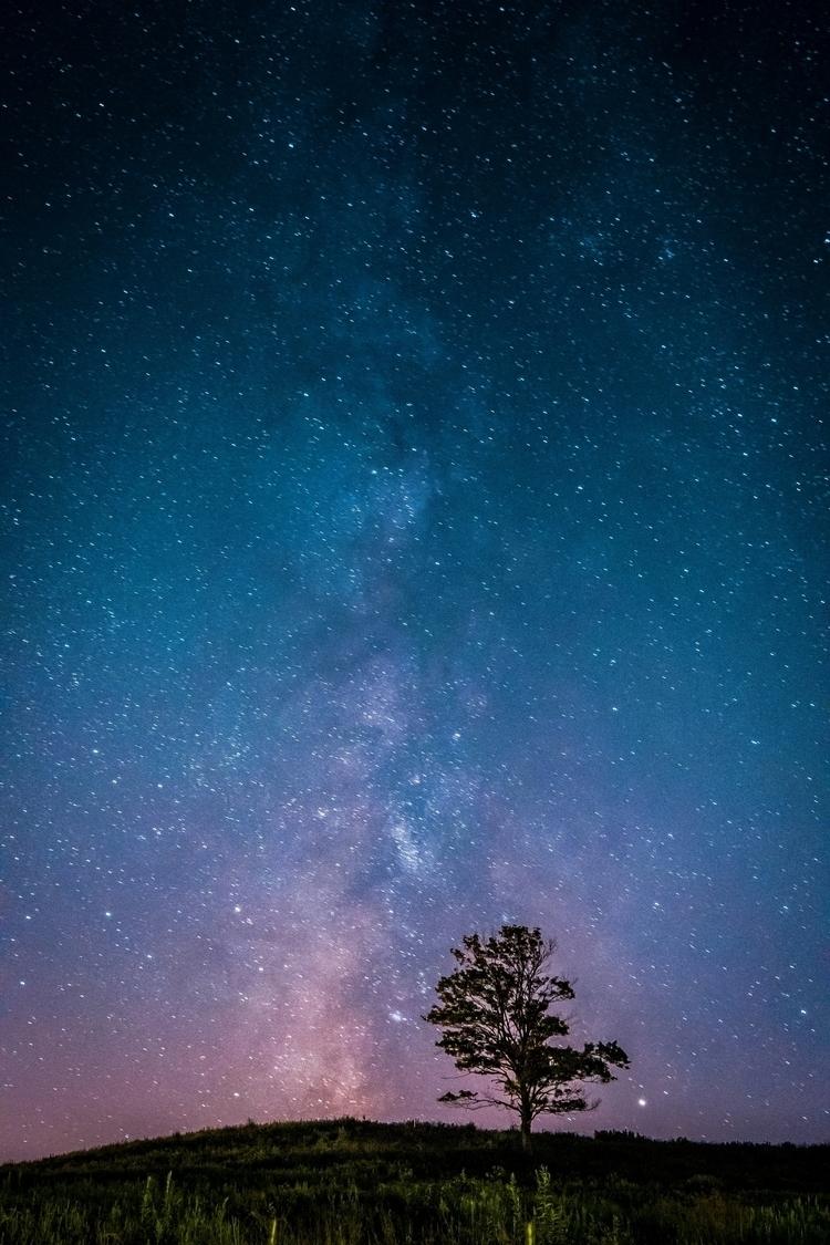 Milky dark field - collierphoto - markcollier | ello