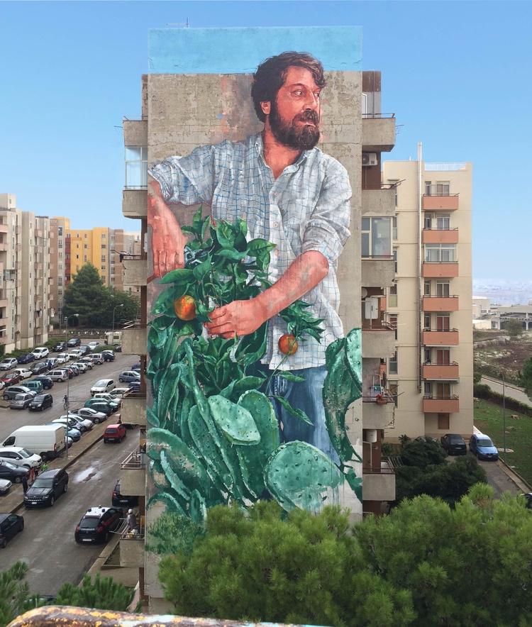 Amazing murals Australian artis - nettculture | ello
