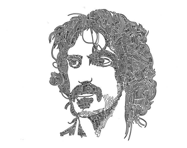Frank Zappa - Single continuous - robert_bentley | ello