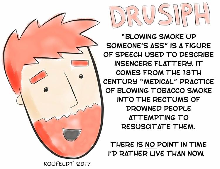 drusiph, wednesday, comic, comicstrip - drusiph | ello