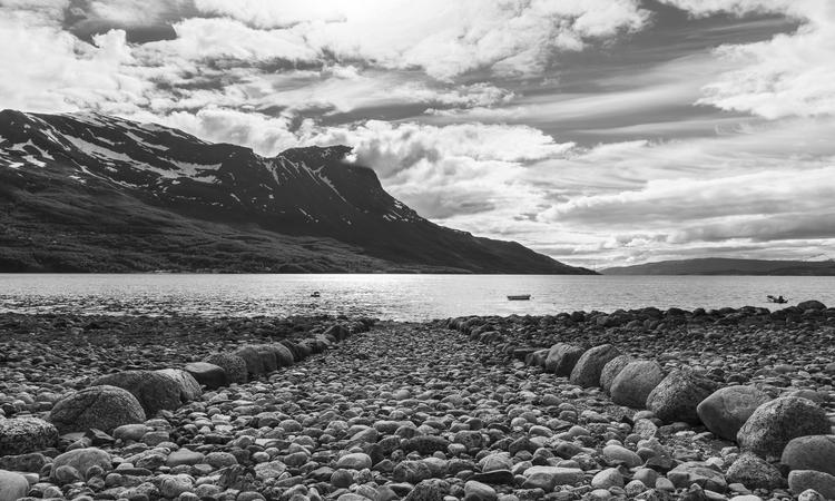 Rocky beach - photography, norway - anttitassberg | ello