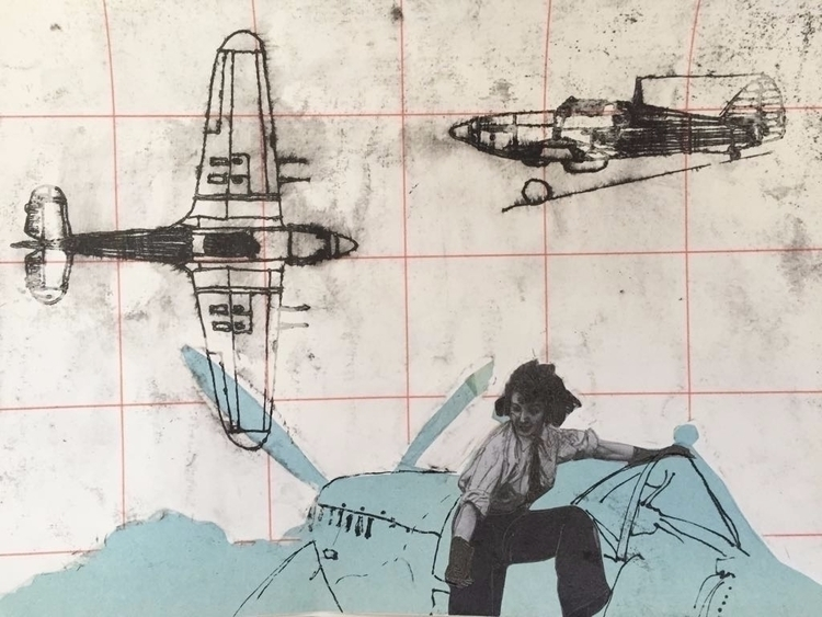 exercise- work monday RAF, WW2  - hauering   ello