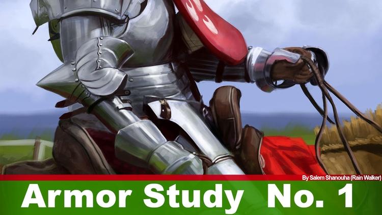 Medieval Armor Study Visual Lib - rain_walker | ello