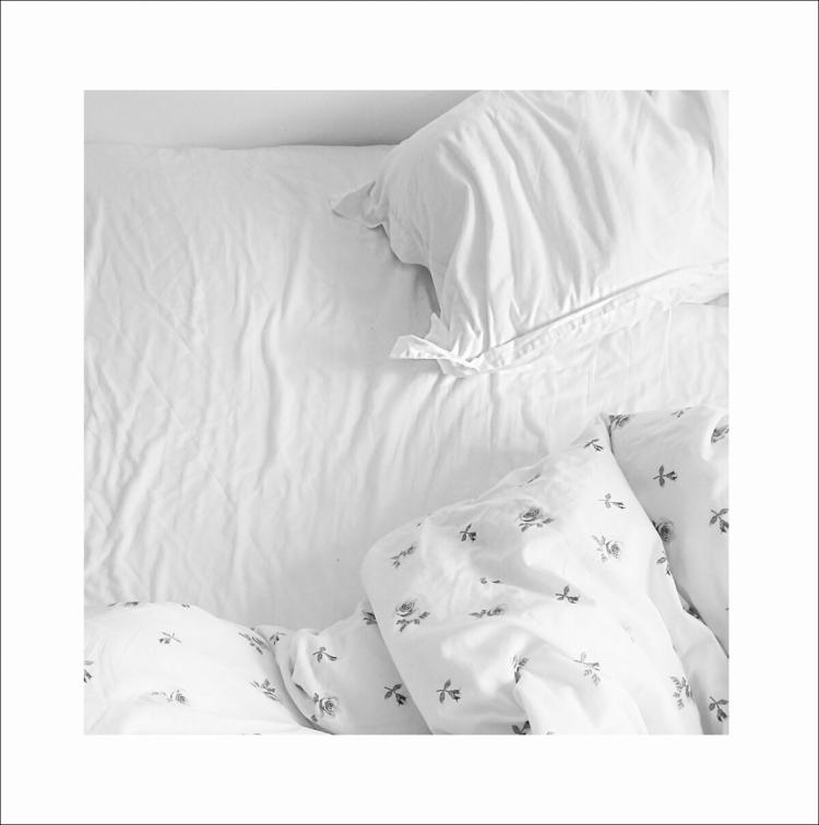 wake - minimalism, blackandwhite - aleksaleksa | ello