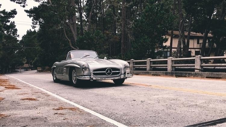 Roadster - 300sl, monterey, california - tramod | ello