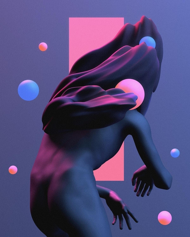 Aeforia - DigitalArt, Canada - hereforthecolor | ello