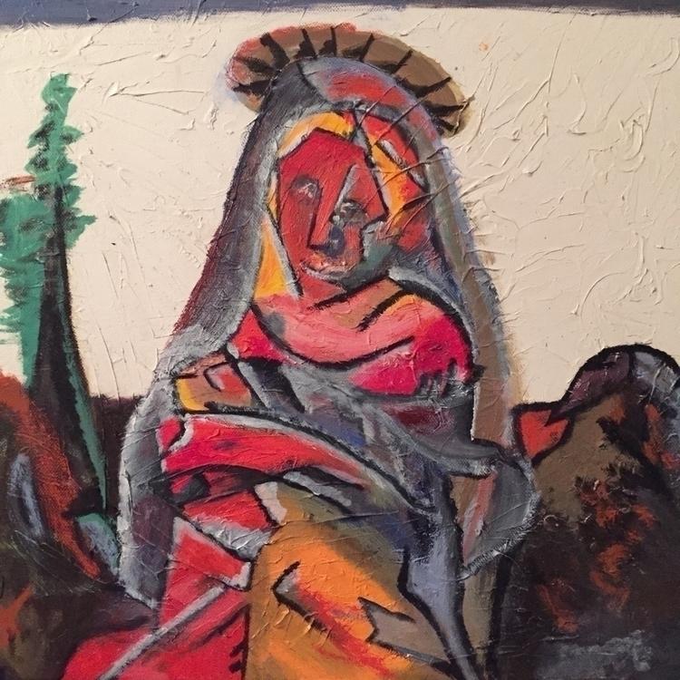 - 2015 oil canavas - jaromirk | ello