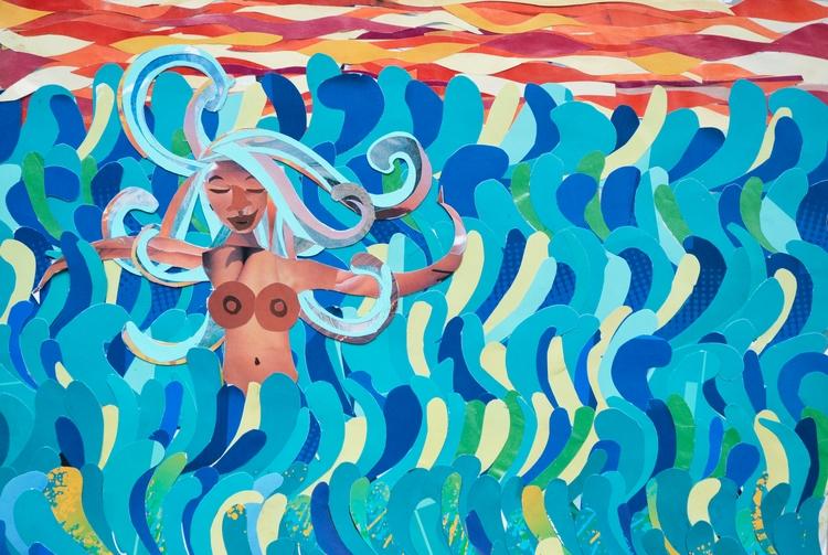 FLUIR como el agua, viento, fue - martugainza | ello