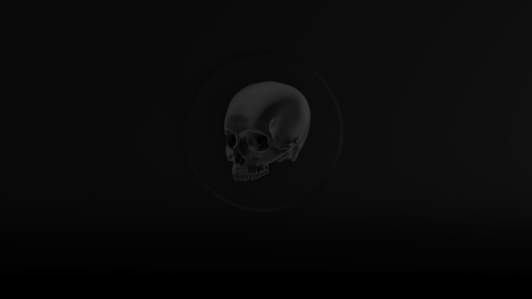 Skull - blender - vectorbartman | ello