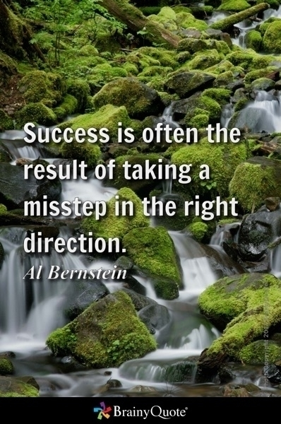 Success result misstep directio - ericpena | ello