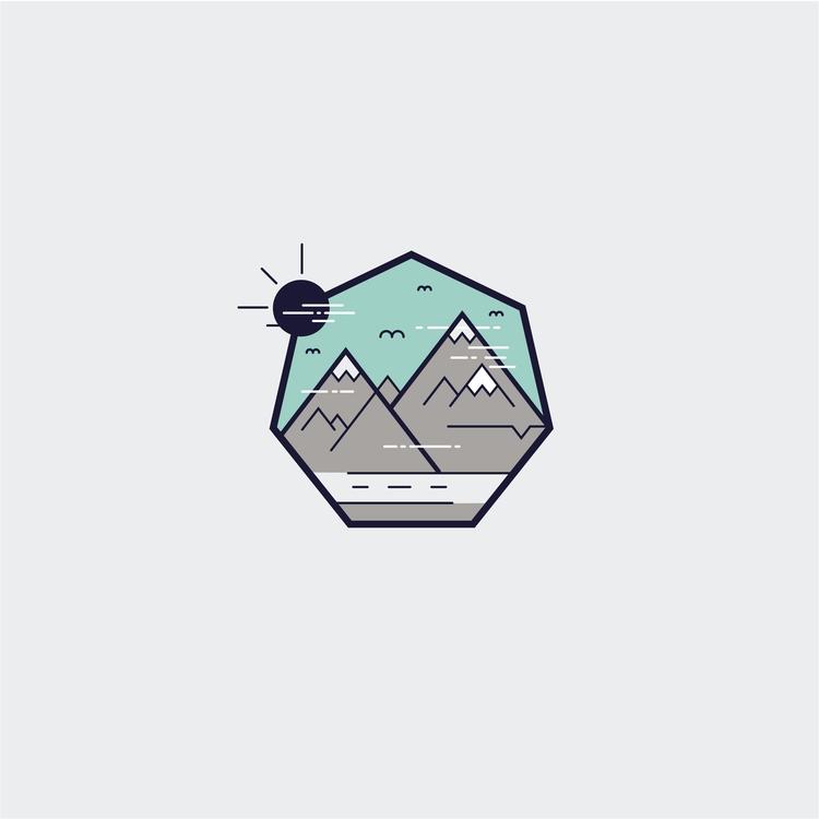 Places - illustration, vector, travel - iampommes | ello