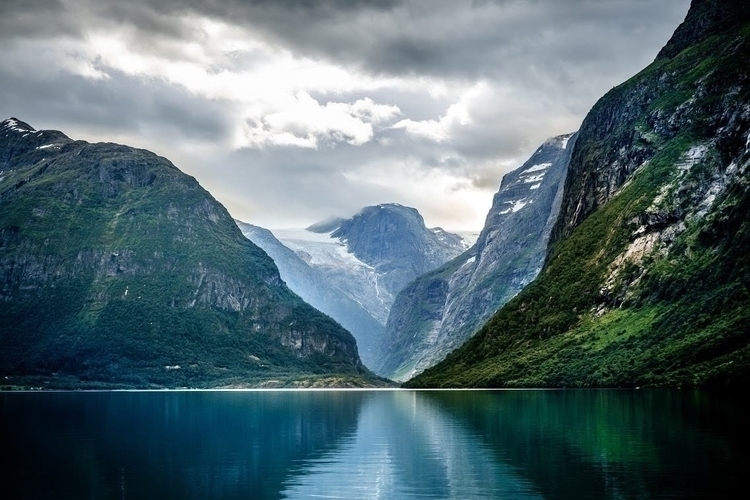 Fjords supreme - Olden, Norway, norway - paulgriffiths | ello