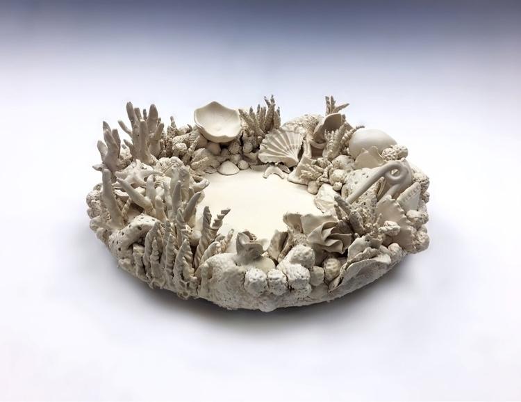 Rebirth Medium: Porcelain ceram - moreldoucet | ello