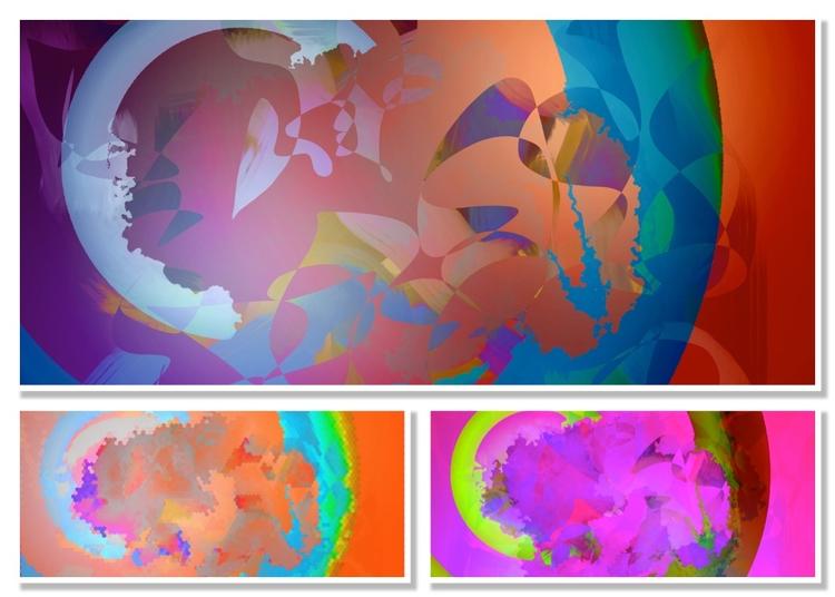 Planet Dance, Hex Poison series - jmbowers   ello
