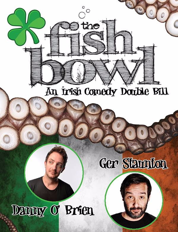 Irish Comedy Double Bill Danny  - neil_numb | ello