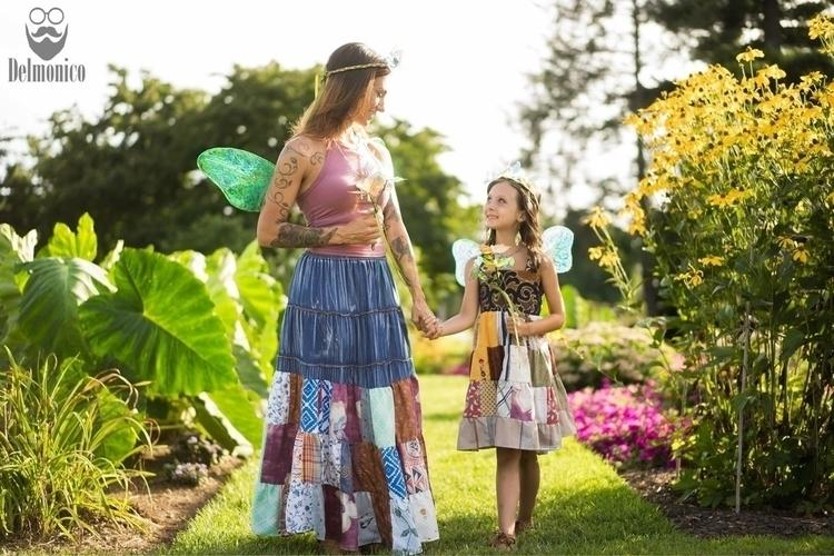 couple garden faeries :relaxed - faerieblessings   ello