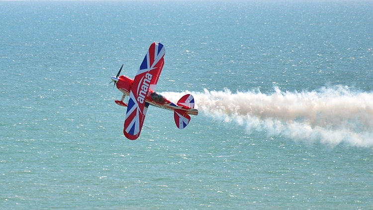 Airbourne Eastbourne - mrpaulanthony   ello