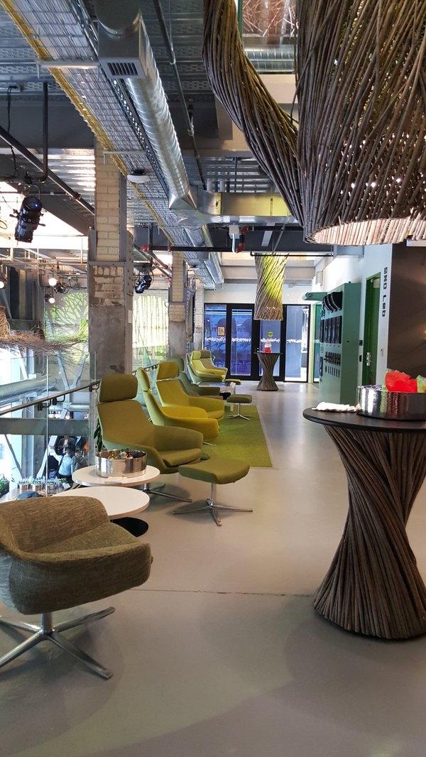 Indoor Endor commission Google  - lovejoyart | ello