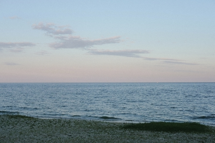 Lake Michigan, Milwaukee, WI, A - kateholl | ello