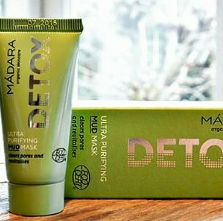 deep cleansing DETOX mask Nordi - goorganic | ello