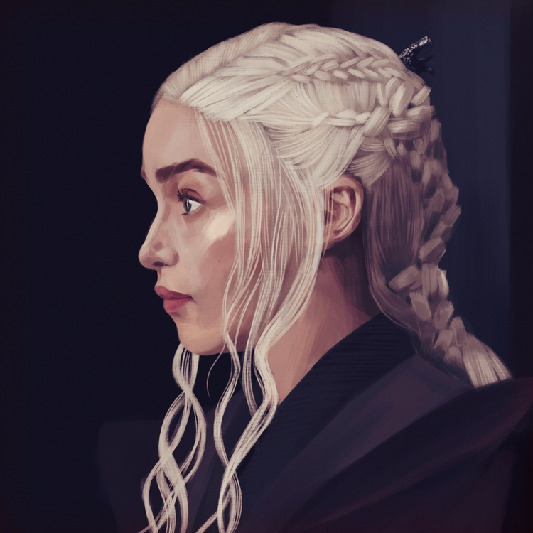 Daenerys ready fight. Sunday ni - mrbraintree | ello