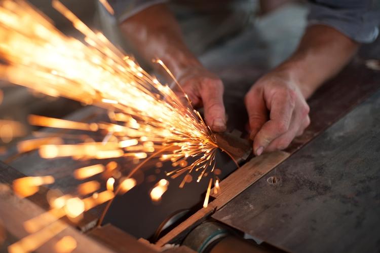 Iron sharpens iron, man Proverb - daveandmia | ello