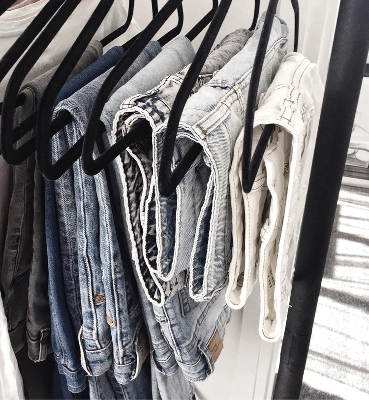 denim, ellofashion, jeans, fblogger - itscassandralee | ello