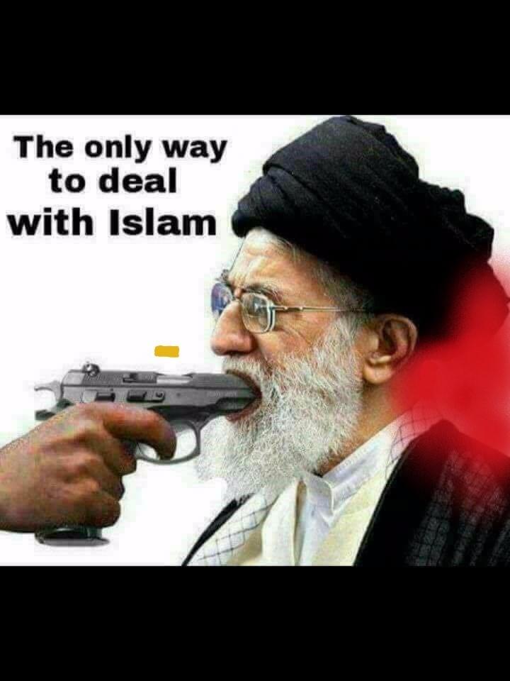 De enige manier om een ayatolla - groninger61 | ello