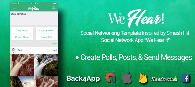 Hear complete social networking - appngamereskin | ello