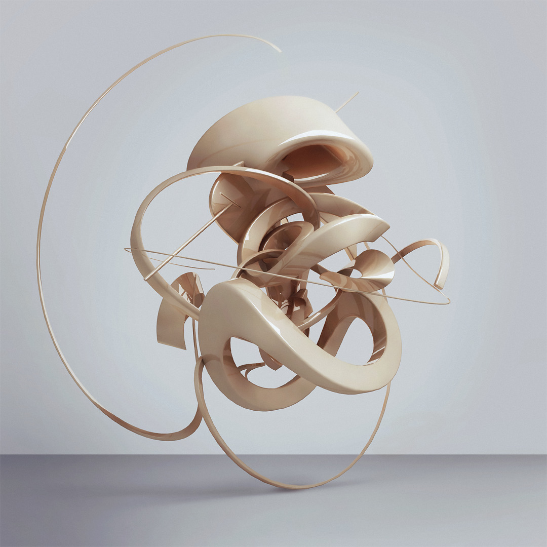 Impossible Sculpture - 3D, paranoidme - paranoidme | ello