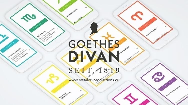 Happy Birthday Goethe GOETHES D - artsalve   ello