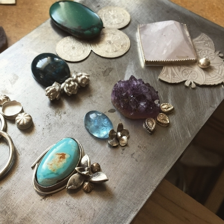 Works progress - wildearthjewelry - wildearthjewelry | ello