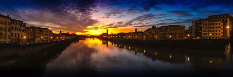 Sunset Pisa - takosys | ello