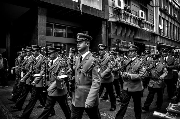 Military Band Belgrade 2014 - kenanusta | ello