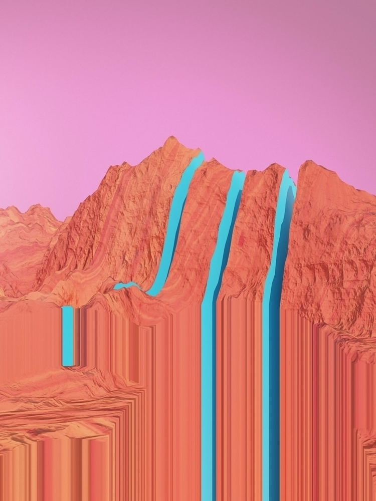 3D, Landscape, NoMansLand, Digital - aaaronkaufman | ello