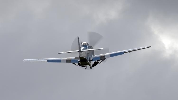 North American Aviation Mustang - klavs1972   ello