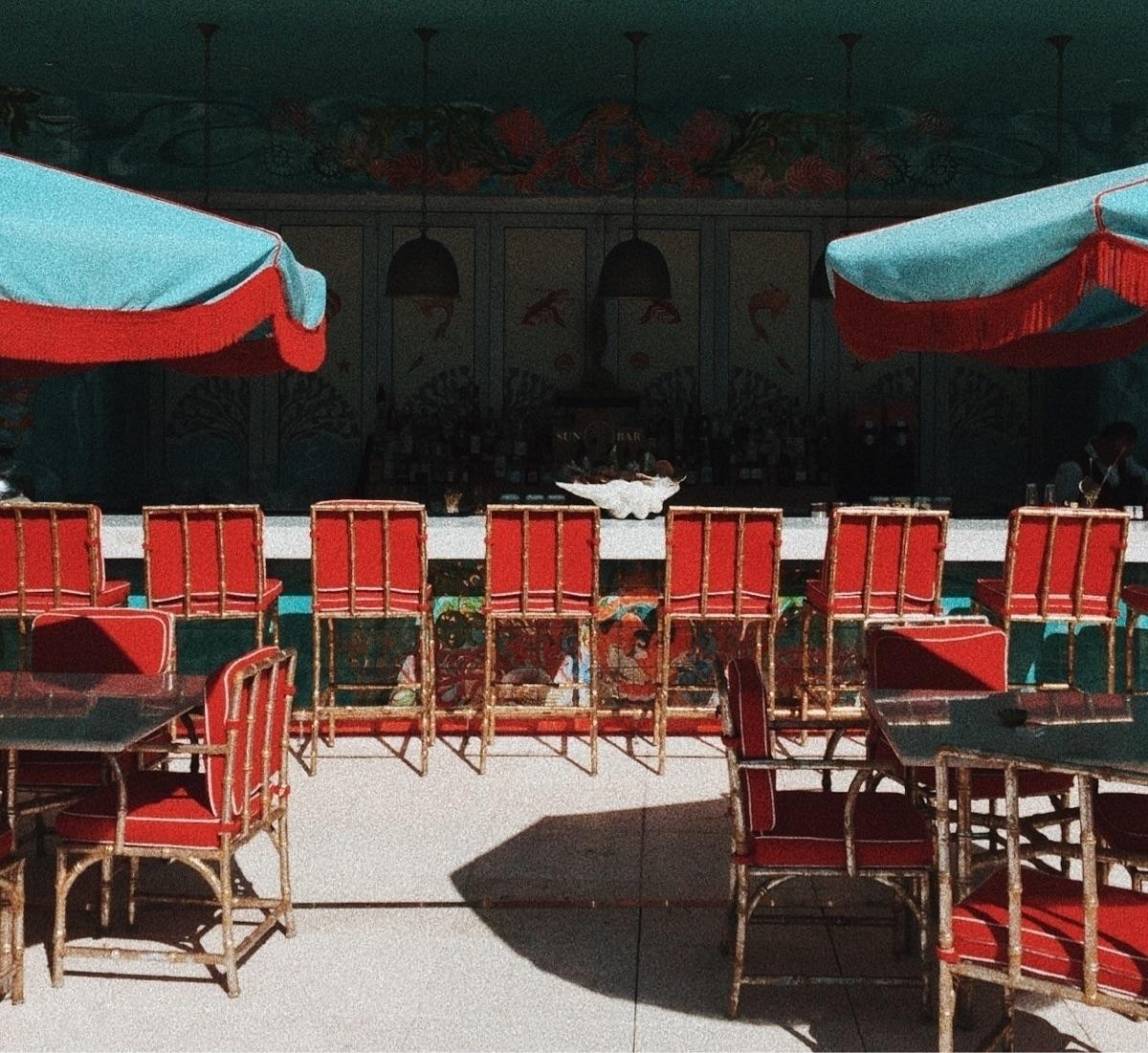color stacked - miami, design, faena - zuliani17   ello