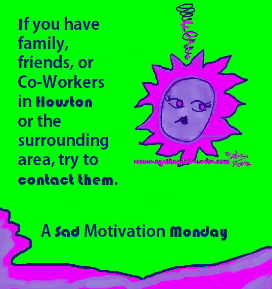 Sad Monday:bangbang: Monday Mot - agathacards | ello