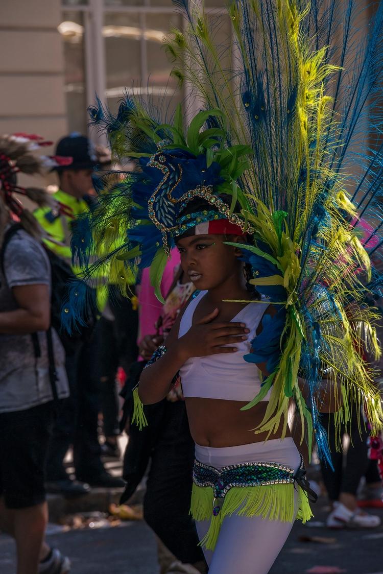 Notting Hill Carnival - Nikon, D800E - toshmarshall | ello
