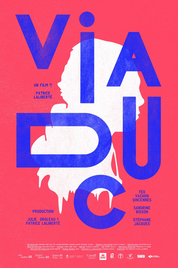 Viaduc Poster Design - typography - paulearly | ello