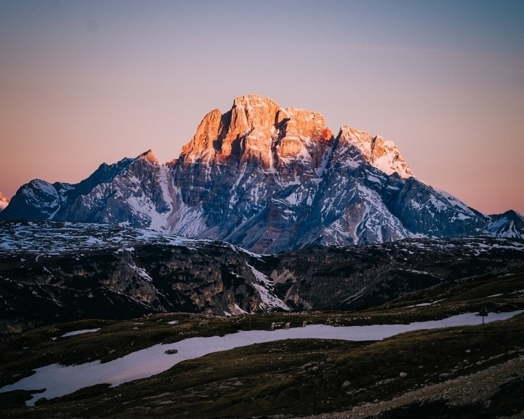 Waking early Dolomites rewardin - hynekhampl | ello
