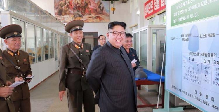 Nuke - NorthKorea, nuke, weapon - valosalo | ello