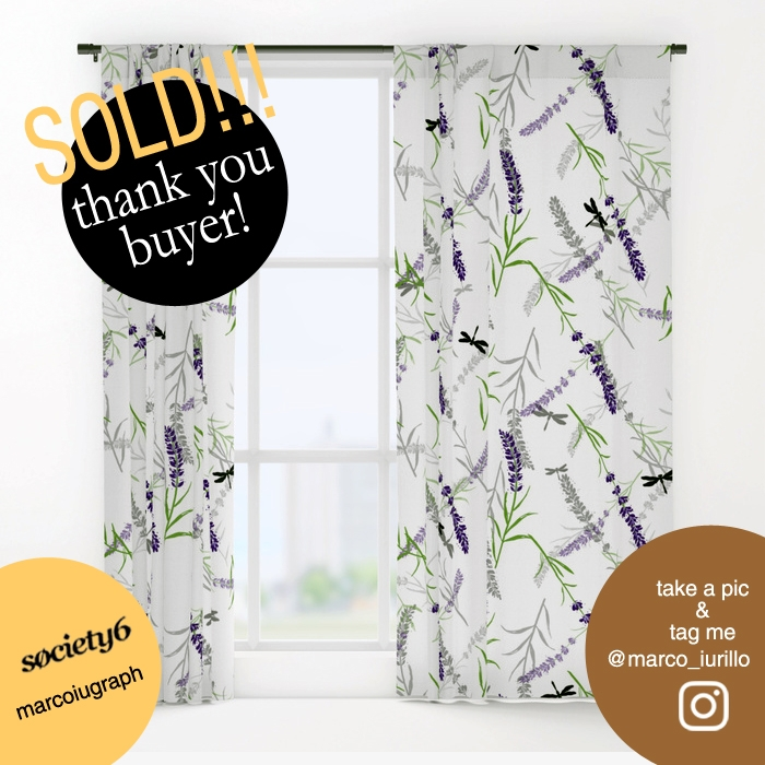 buyer - thankyou, society6, curtain - miideegrafiche | ello
