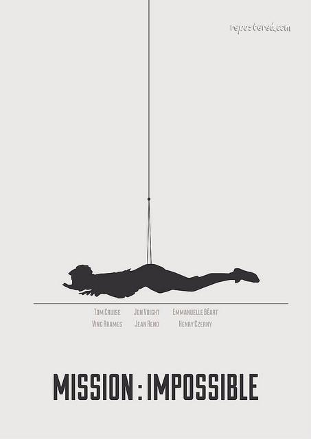 Mission Impossible alternative  - paulearly | ello