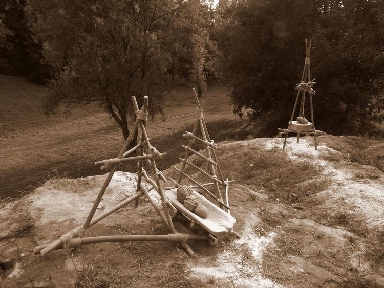 Łupina, instalacja artystyczna - matyjaszewski | ello
