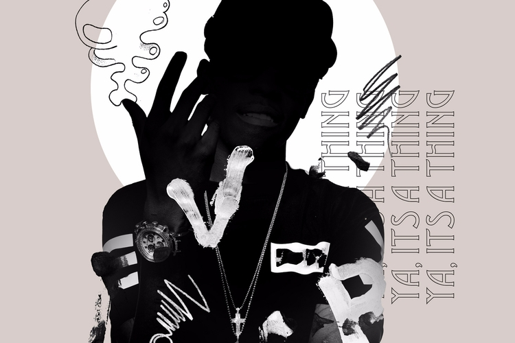 elvisbenicio#hiphop, type, lettering - elvisbenicio | ello