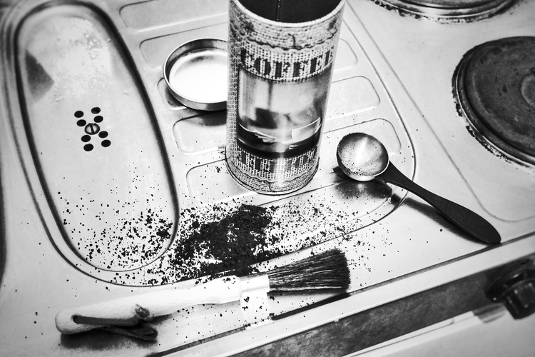 Making Espresso - blackandwhitephotography - borisholtz | ello