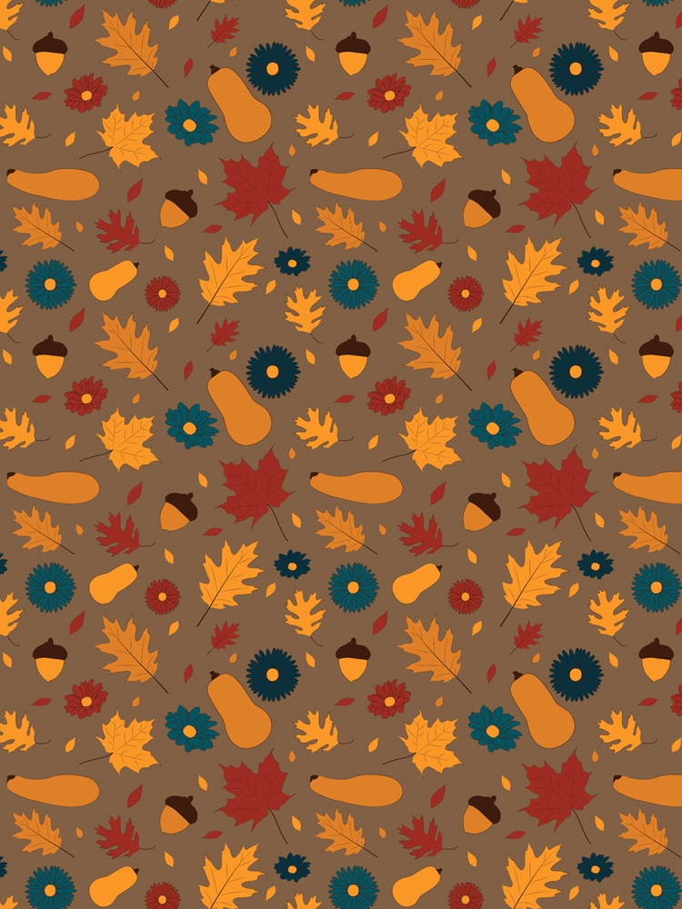 rustic fall inspired pattern cr - svaeth | ello