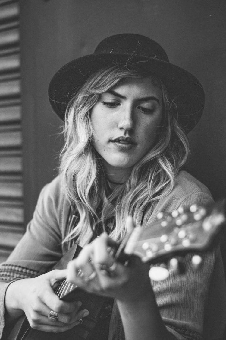 NYC singer-songwriter Jacquelin - iangarrickmason   ello